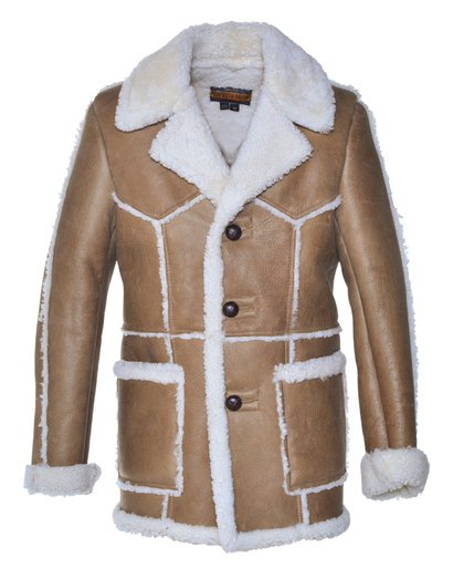 Shearling coats: A winter call