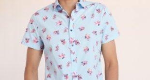 Tiger Short Sleeve Shirt | Express