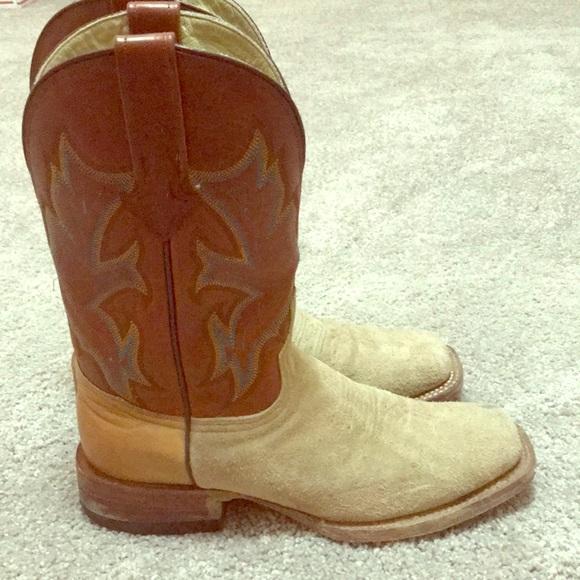 Stetson Shoes   Womens Boots   Poshmark