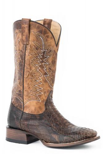 STETSON MEN'S PEACE MAKER Cowboy Boots