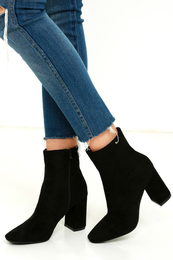 Get the latest styles with suede boots for attractive looks