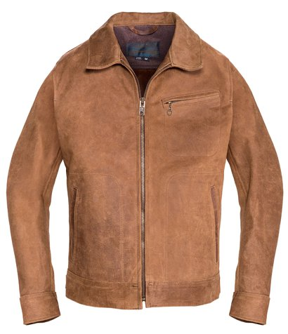 In winter try suede jacket now