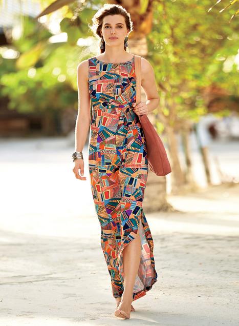 Rhea Maxi-Dress