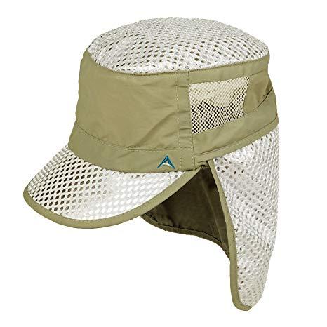 Amazon.com: Alchemi Sun Hats Sun/Desert Hat, Khaki: Sports & Outdoors