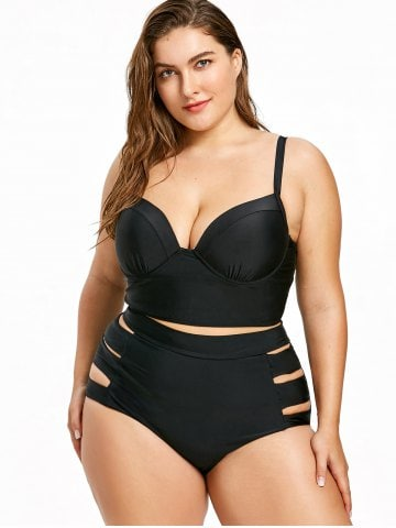 Plus Size Swimwear   Bathing Suits & Swimsuits For Plus Size Women