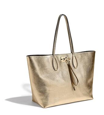 Women's Tote Bags | Leather Totes | Salvatore Ferragamo US