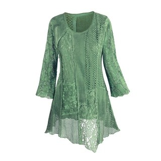 Tunic Tops   Find Great Women's Clothing Deals Shopping at Overstock