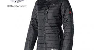 Amazon.com: VentureHeat 5V USB Heat Women's Heated Insulate Jacket