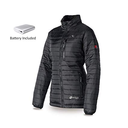 Keep your body warm by using   ultra light heated jackets