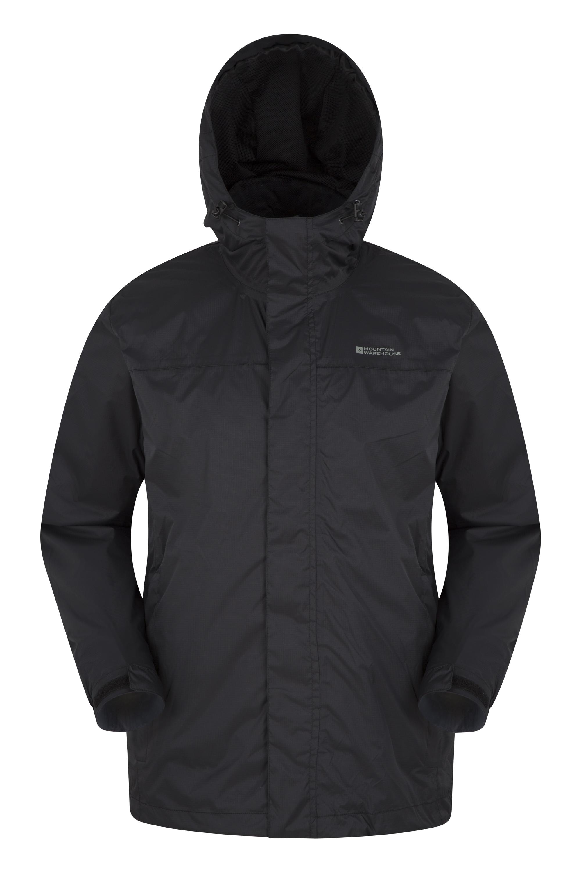 Torrent Mens Waterproof Jacket | Mountain Warehouse US