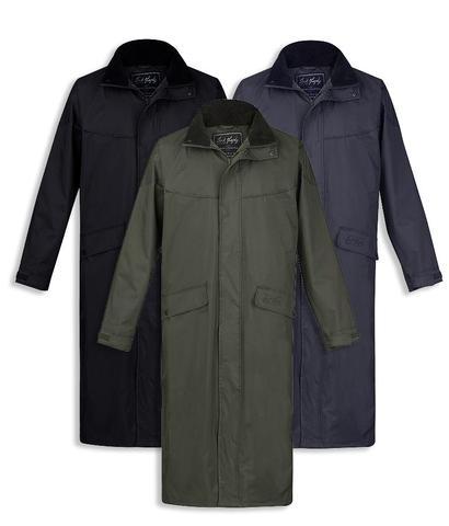 Jack Murphy Stockton Men's Long Waterproof Coat | Limited Stock