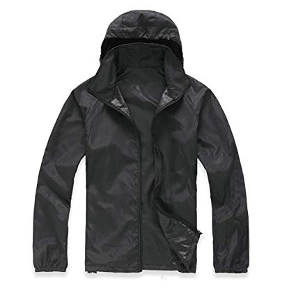 Amazon.com: Wealers Compact Lightweight Thin Jacket Uv Protect+Quick