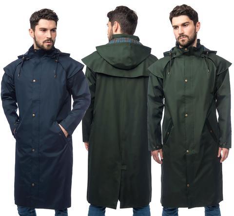 Lighthouse Stockman III Long Waterproof Coat u2013 Hollands Country Clothing