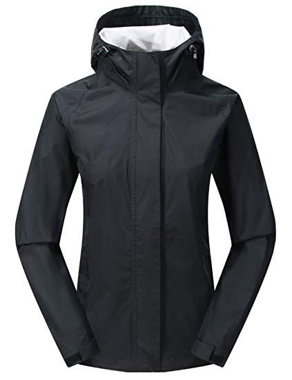 Amazon.com: Diamond Candy Women's Mountain Waterproof Jacket