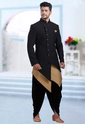 Jodhpuri Suit: Buy Designer Bandhgala Suit for Men Online   Utsav