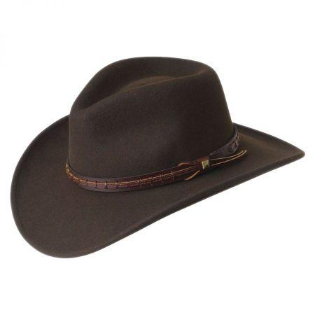 Western Beaver Hats at Village Hat Shop