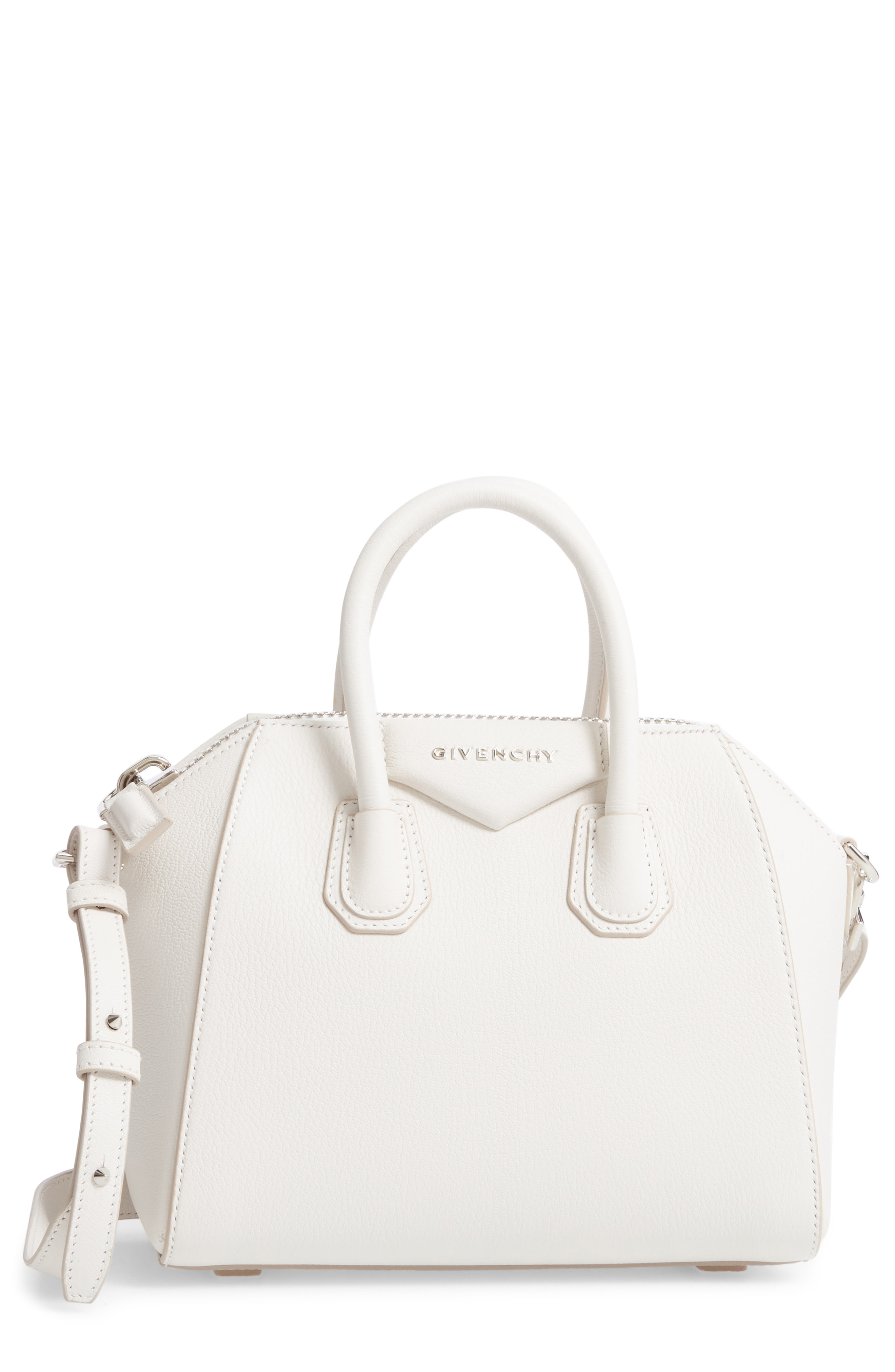 Add stylish white handbags to your fashion collection