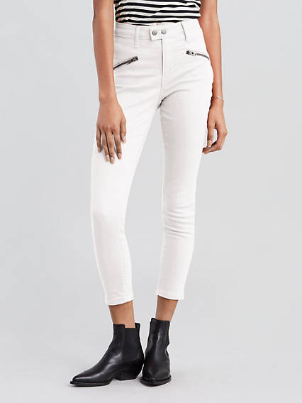 Women's White & Off-White Skinny Jeans | Levi's® US