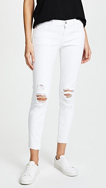 J Brand Cropped Skinny Jeans | SHOPBOP