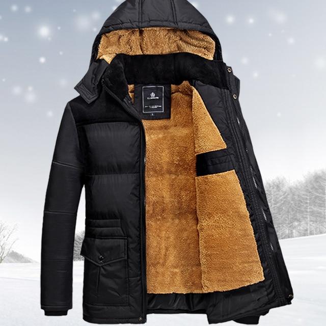 size M 5XL winter jacket men men's coat winter brand man clothes