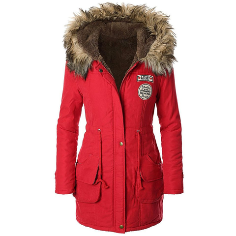 Women Winter Parka Jacket | Women's Coats & Jackets | Ladies Parka