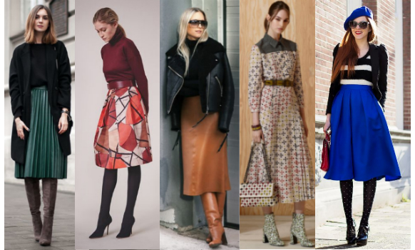 How Do You Stay Warm (And Stylish) In A Skirt During Winter? - Jew