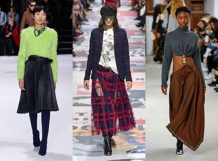 Trendy Skirts Fall-Winter 2018-2019   afmu.net