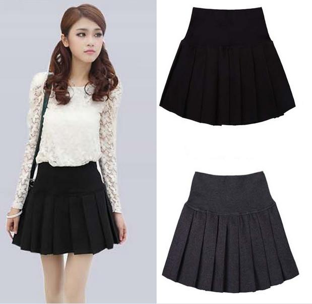 Stay stylish with winter skirts this winter