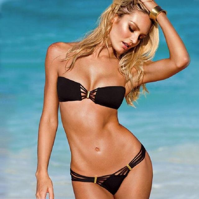 LEMOCHIC beach bikinis bathing suit female two piece swimsuit for