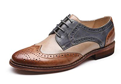 Wear women oxford shoes with  various dressing styles