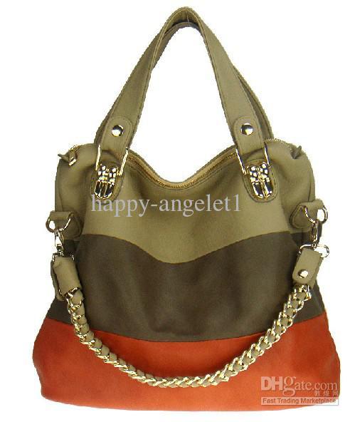 New Hit Color Hot Splice Handbags Sale Bags Women'S Bag Women'S Bags