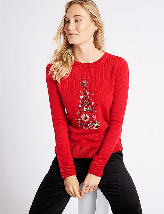 Ten of the Best Women's Christmas Jumpers 2017 - ShoppersBase