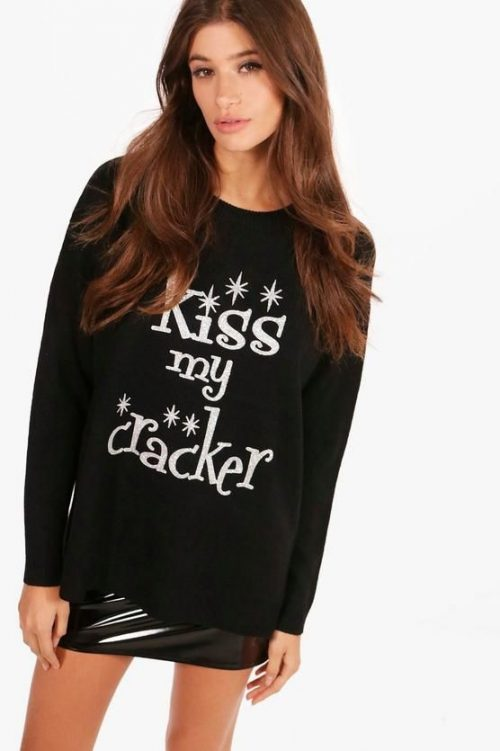 Rude Christmas Jumpers ⋆ Funny Jumpers ⋆ Merry Christmas Jumpers