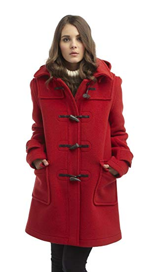 Amazon.com: Original Montgomery Womens London Luxury Duffle Coat