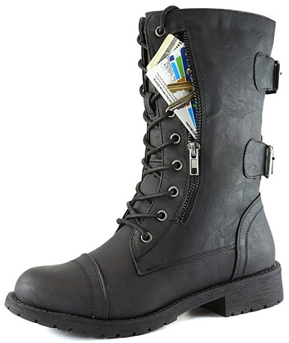 Top 10 Best Motorcycle Boots For Women In 2018 Reviews