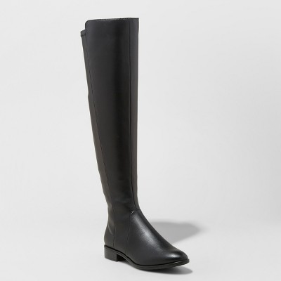 Women's Breanna Over The Knee Riding Boots - A New Day™ : Target