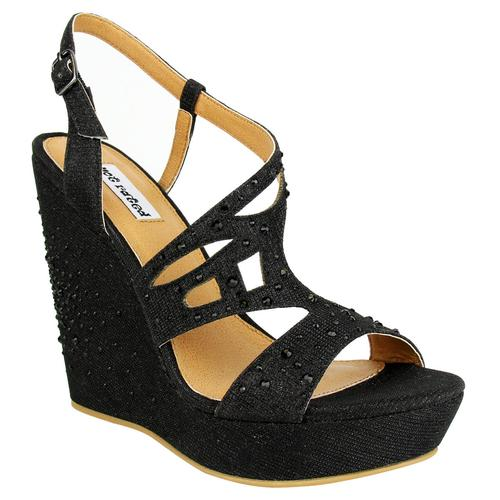 Womens Wedges   Womens Pumps   Womens Wedge Sandals - Not Rated Footwear