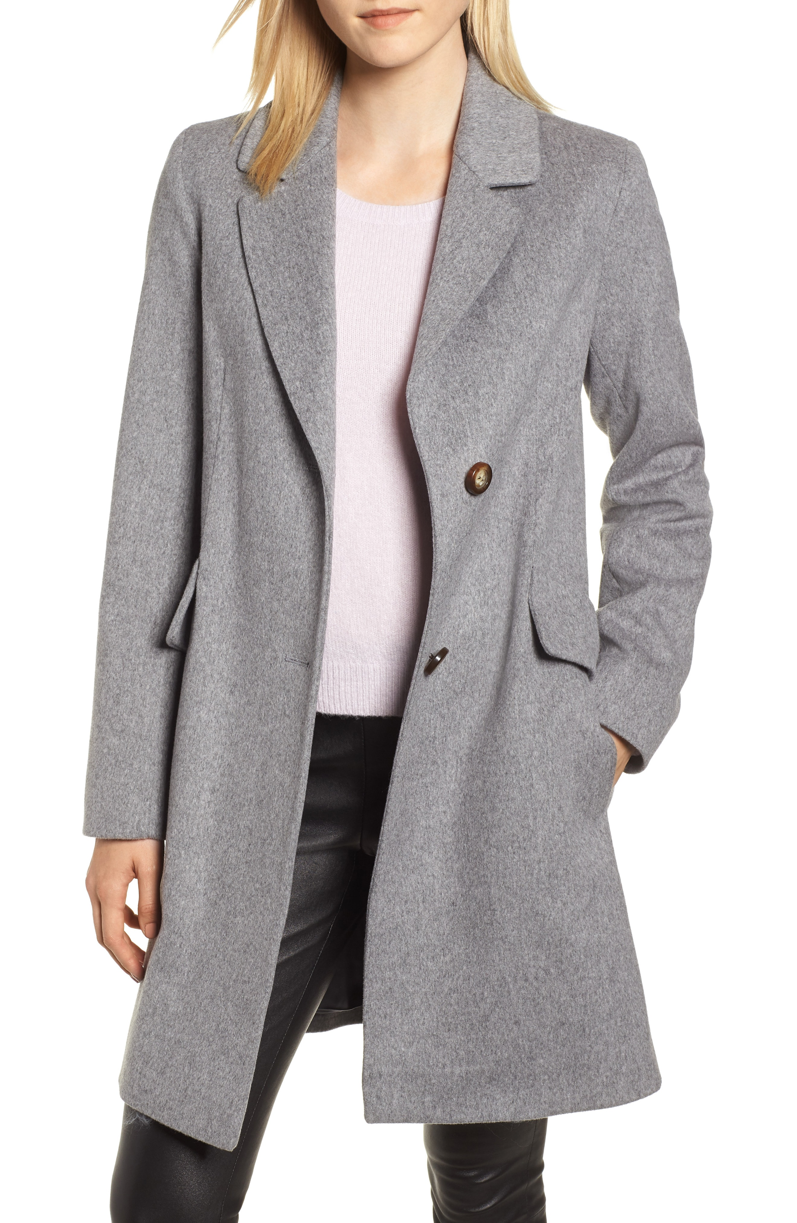 Women's Wool & Wool-Blend Coats   Nordstrom