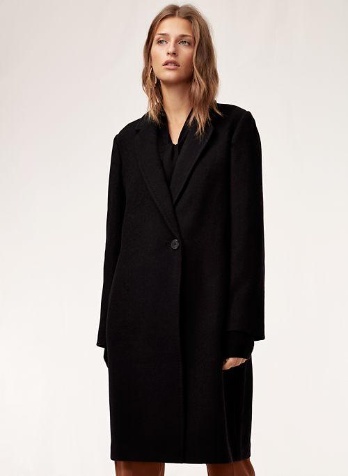 Wool Coats for Women   Aritzia US