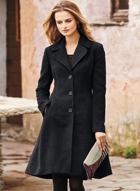 Gabrielle Coats, Long Wool Coats, Winter Coats, Coats for Women