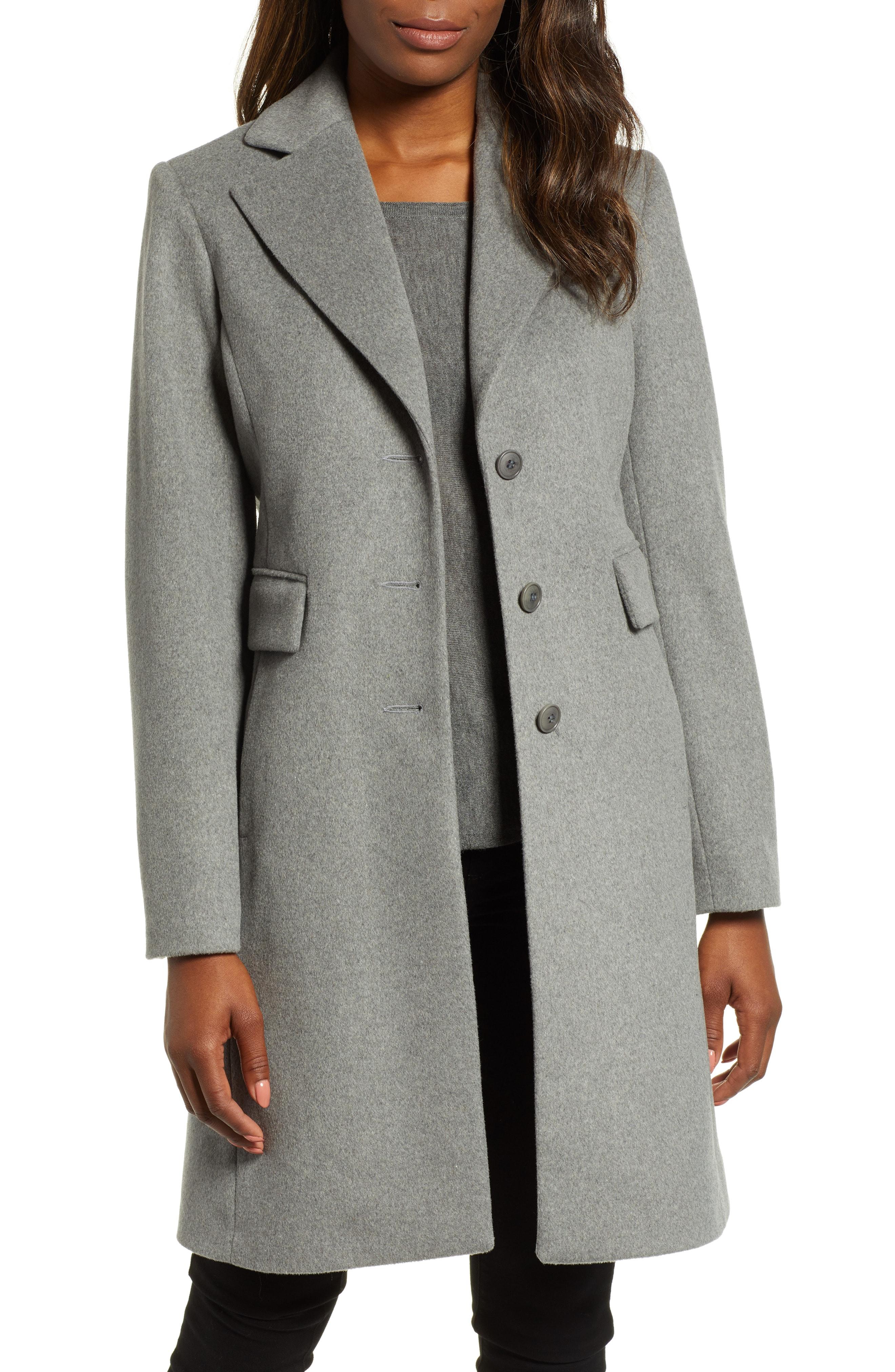 Stylish and elegant wool coats for women