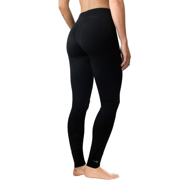 Women's Merino Wool Base Layer Leggings - Free Shipping