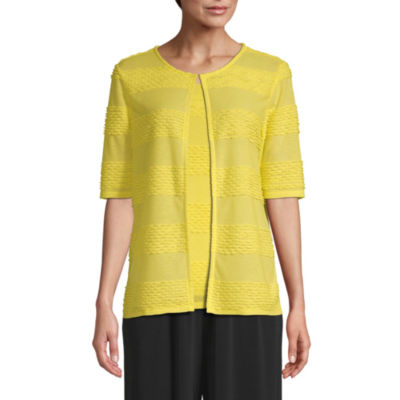 Casual Yellow Sweaters & Cardigans for Women - JCPenney