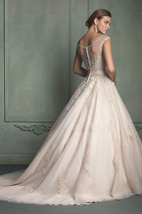 buy > allure blush wedding dress, Up to 67% O