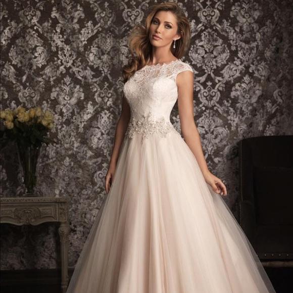 Allure Bridals Dresses   Allure Wedding Dress 9162   Poshma