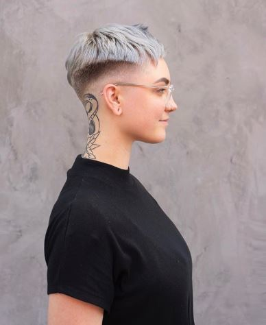 Androgynous Haircuts: 25 Edgy Looks That You Should T