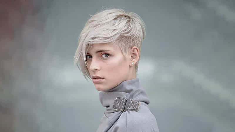 20 Edgy Asymmetrical Haircuts for Women - The Trend Spott