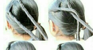 10 DIY Back To School Hairstyle Tutorials   Easy peasy to do + .