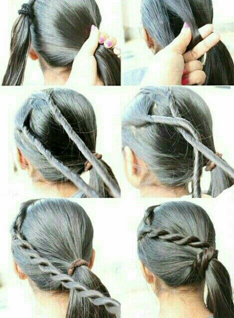 Back To School Hairstyle   Tutorial