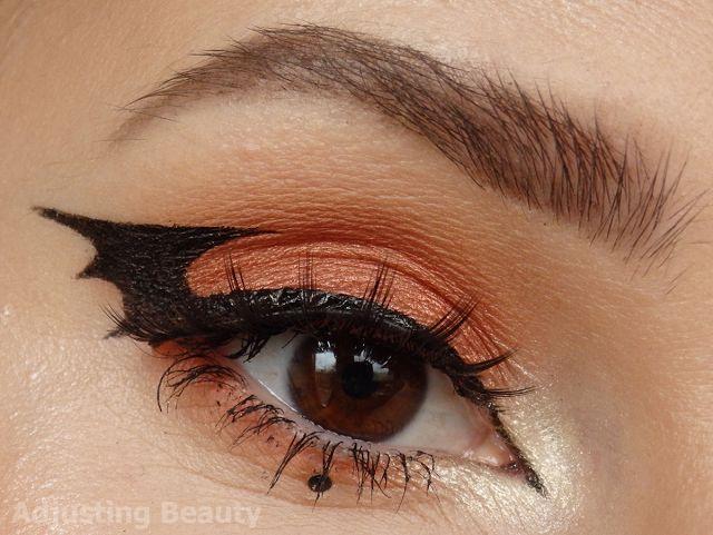 Cute Bat Halloween Makeup #Halloween #Makeup #EyeMakeupDark .